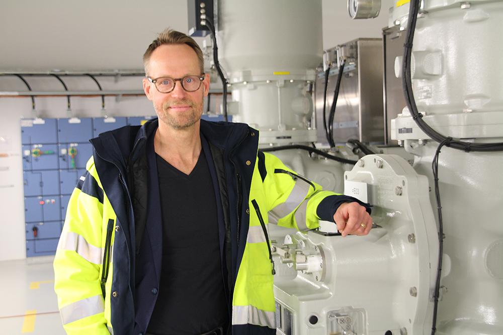 Lars Hedendahl, VD Borås Elnät